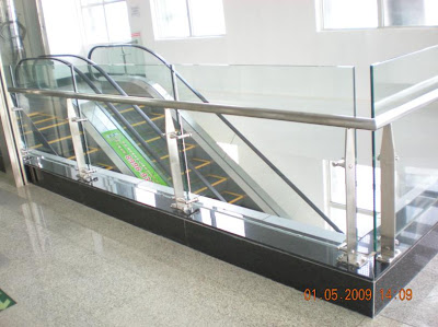 Different Types of Stainless Steel Handrails