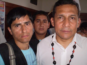 PRESIDENTE OLLANTA HUMALA