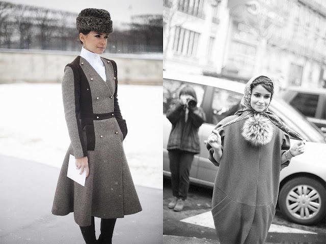 Miroslava Duma Semana de la Alta Costura París 2013
