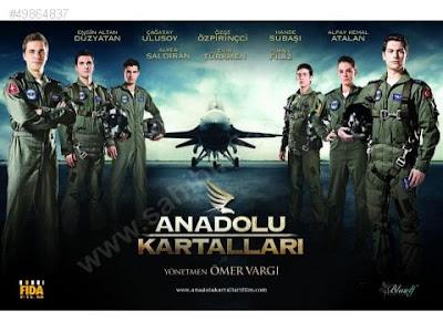 Anadolu Kartalları Film Posteri
