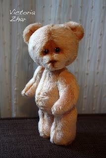 Victoria Zhar Виктория Жар teddy мишка