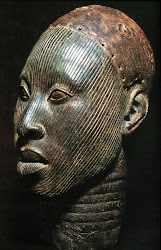 Head of an Oni (King) from Ife, Nigeria CXII-XV