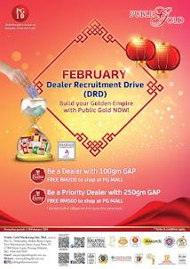 Promosi Jadi Dealer Februari