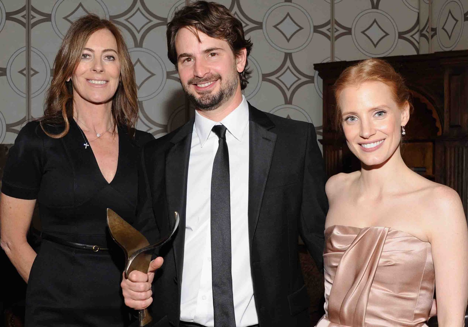Mark Boal Oscar - Viewing Gallery Jessica Chastain Husband