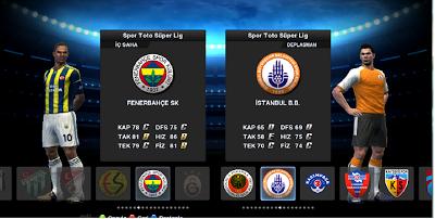 Pes 2013 Spor Toto Süper Lig Yaması indir