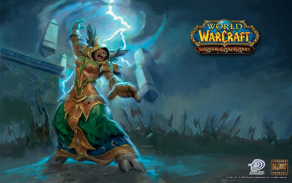World of Warcraft HD & Widescreen Wallpaper 0.457739779711235