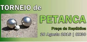 SPORTING DE NISA PROMOVE TORNEIO DE PETANCA