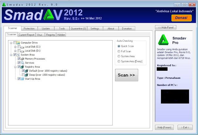 Smadav 9.0.1 versi Pro