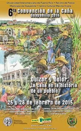 6 ta CONVENCION DE LA CAÑA, Guayanilla 2015