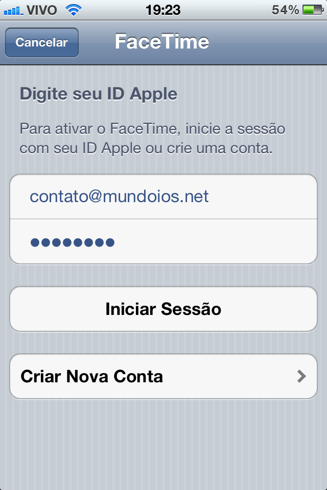 <b>Como</b> configurar o FaceTime no iPhone, iPad e iPod touch - Mundo iOS 2014