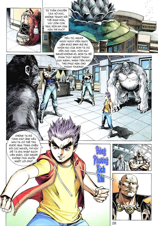 Hỏa Vân Tà Thần II chap 100 Trang 27 - Mangak.info