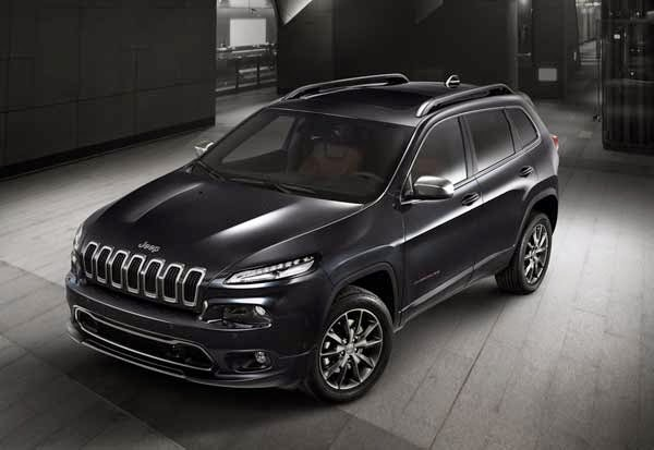 New 2014 Jeep Cherokee Urbane Concept Review