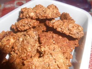 cookies de whey protein