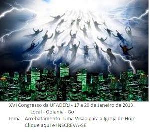 XVI Congresso da UFADERJ