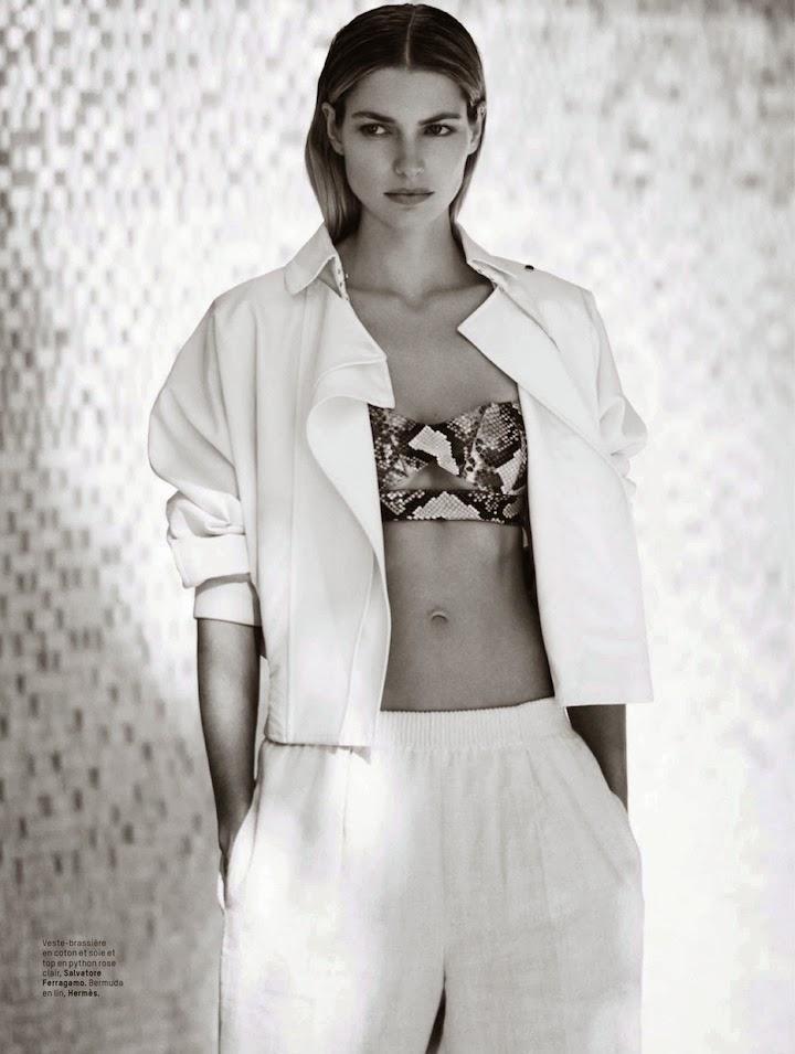Jessica Hart By Bjarne Jonasson For L'officiel Paris March 2014.jpg