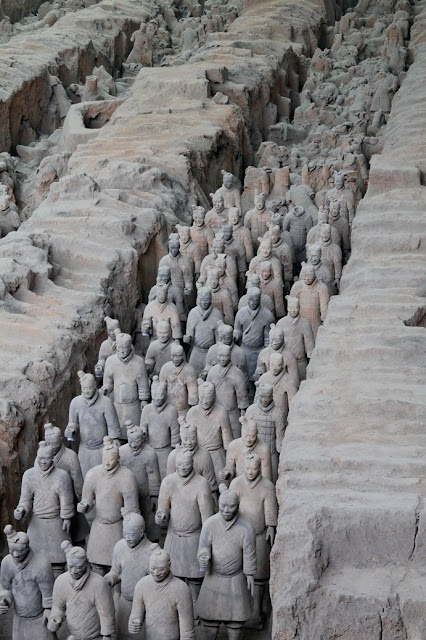 Terracotta Army great wall
