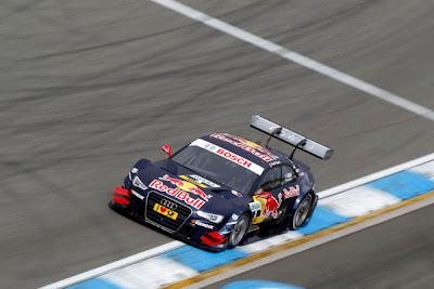 DTM Valence 2012 : Deux Audi sur le podium