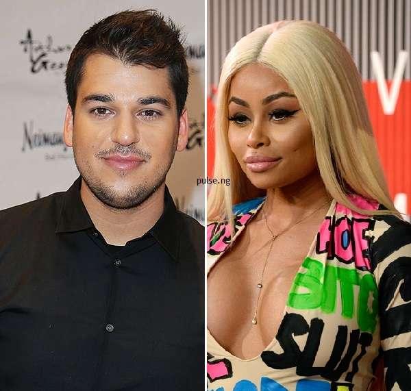 Rob Kardashian joins snapchat as Blac Chyna stakes her claim