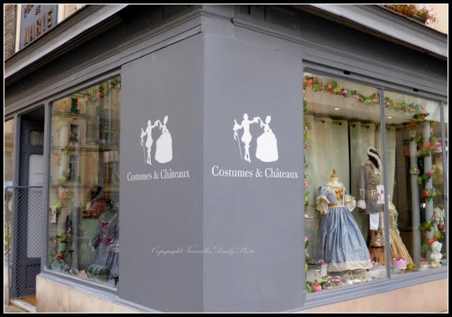 Costumes et Châteaux Versailles