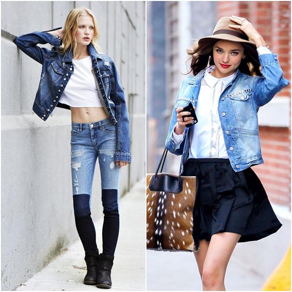 Tendências para o Inverno 2014 jeans
