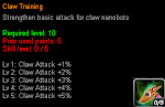 GhostX Ultimate - Claw Training