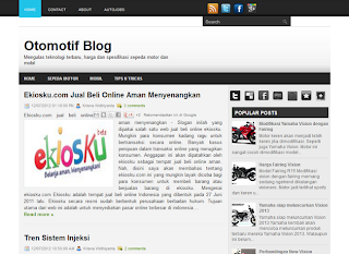Otomotif Blog