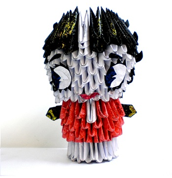 Origami betty boop the art folding paper destiny child