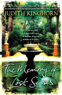 The Memory of Lost Senses Judith Kinghorn cover