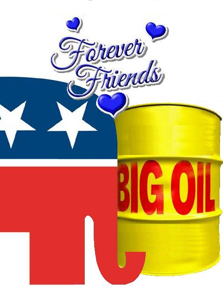 republicans protecting oil subsidies