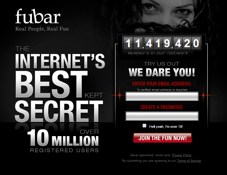 Fubar online dating
