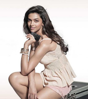 Deepika Padukonde in Short showing her Long Legs