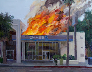 Chase Burning by Alex Schaefer