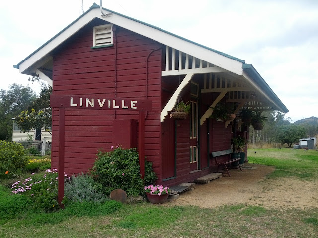 Linville Station - BVRT