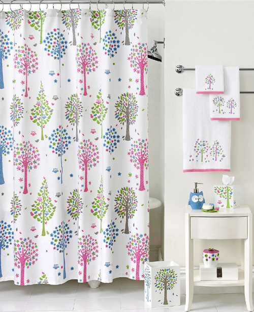 Superb Merry Meadow Bathroom Collection