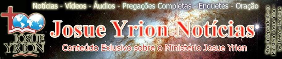 Josue Yrion Notícias