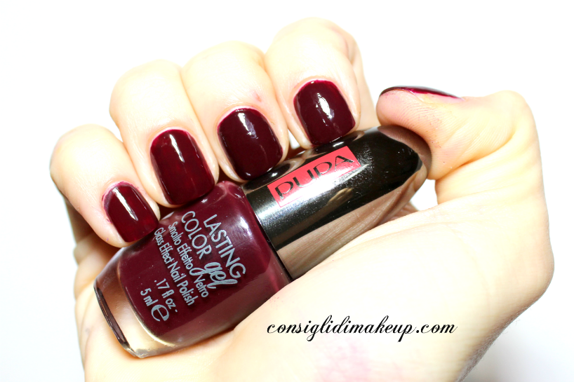 NOTD: Pupa Lasting Color Gel 030