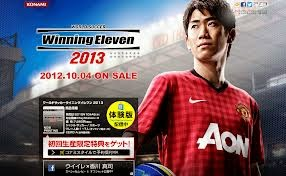 Download Gratis Game Winning Eleven 2013 untuk PC dan Laptop