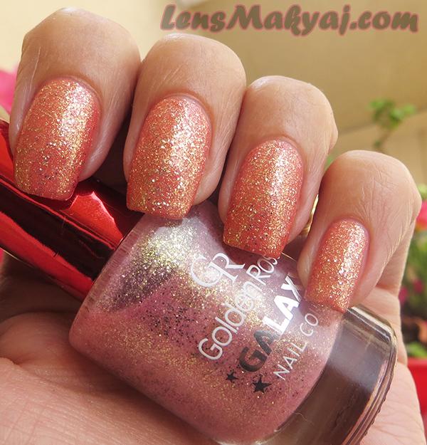 Golden Rose Galaxy 21