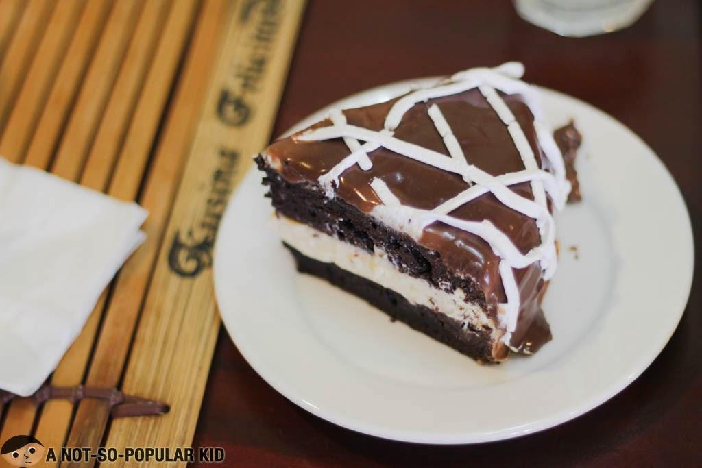 Grandpa's Classic - a chocolaty dessert by Cafe Uno
