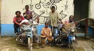 Congolese Benda Bilili Liverpool DaDaFest 2014