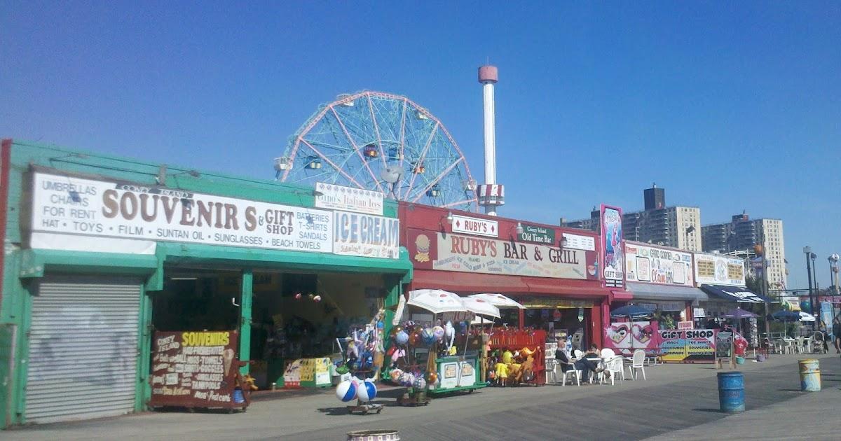Is Coney Island Amusement Park Open