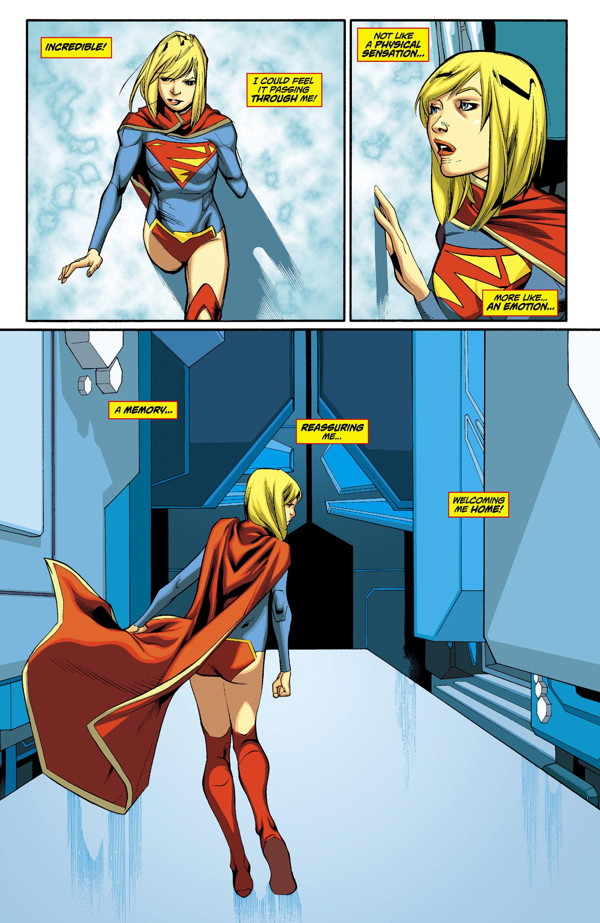 Supergirl (2011) Issue #12 #14 - English 18