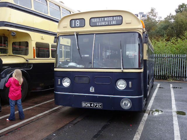 Daimler Fleetline, Ex Birmingham City Transport (3472)