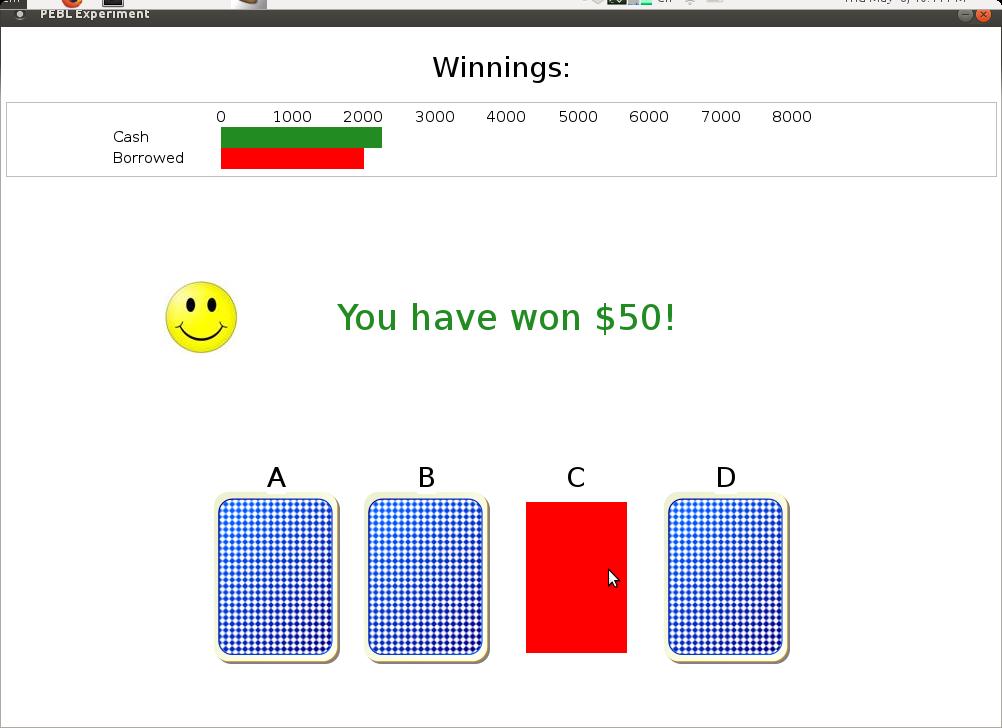 Iowa gambling task software grand victoria casino in indiana