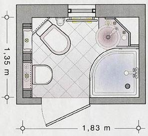 CasaPlus/Guaira: Como decorar baños pequeños?