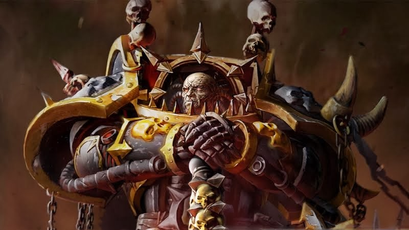 Chaos Space Marine Rumors 2014