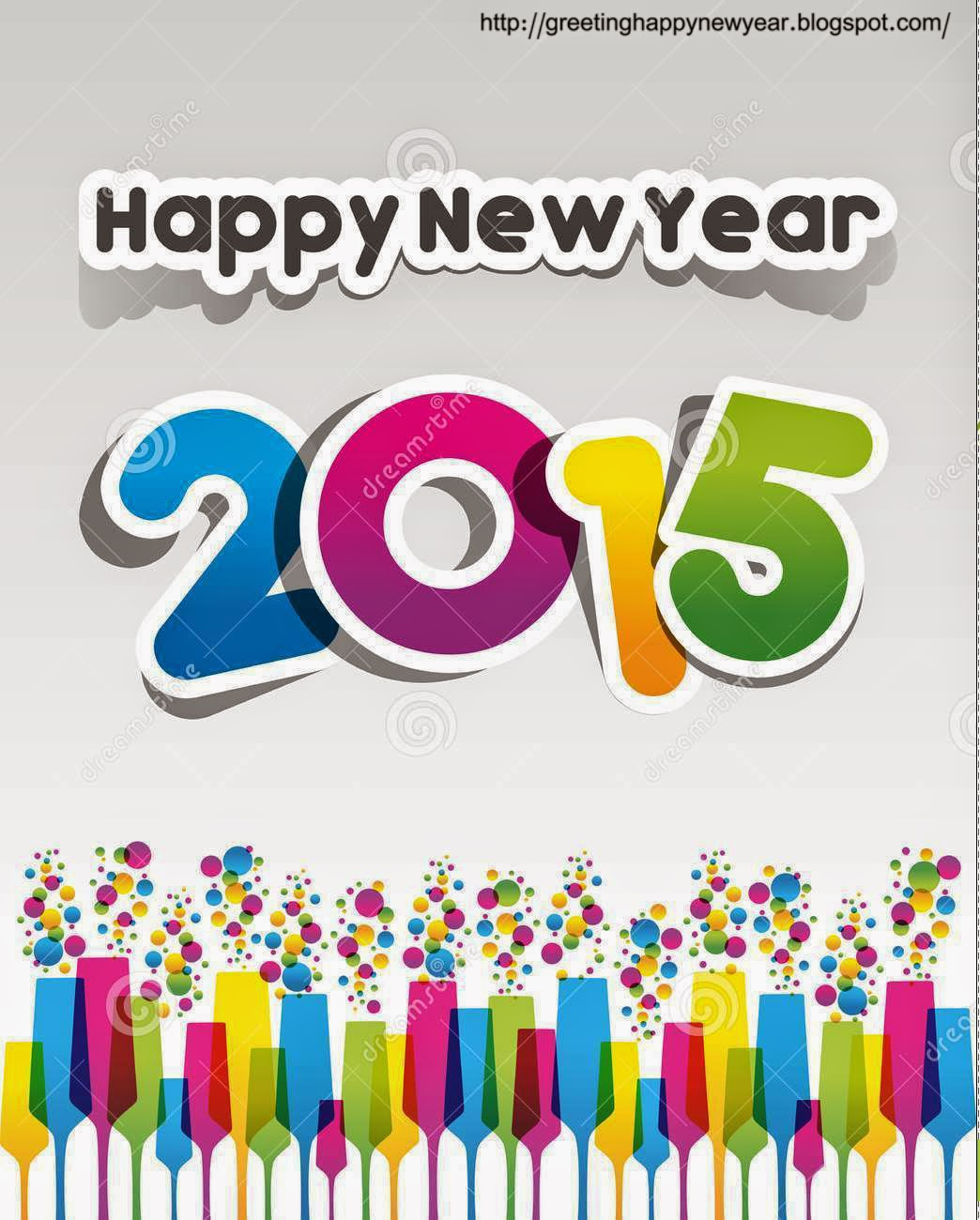 Top Class New Year Greeting 2015 – Special Wishing Pictures