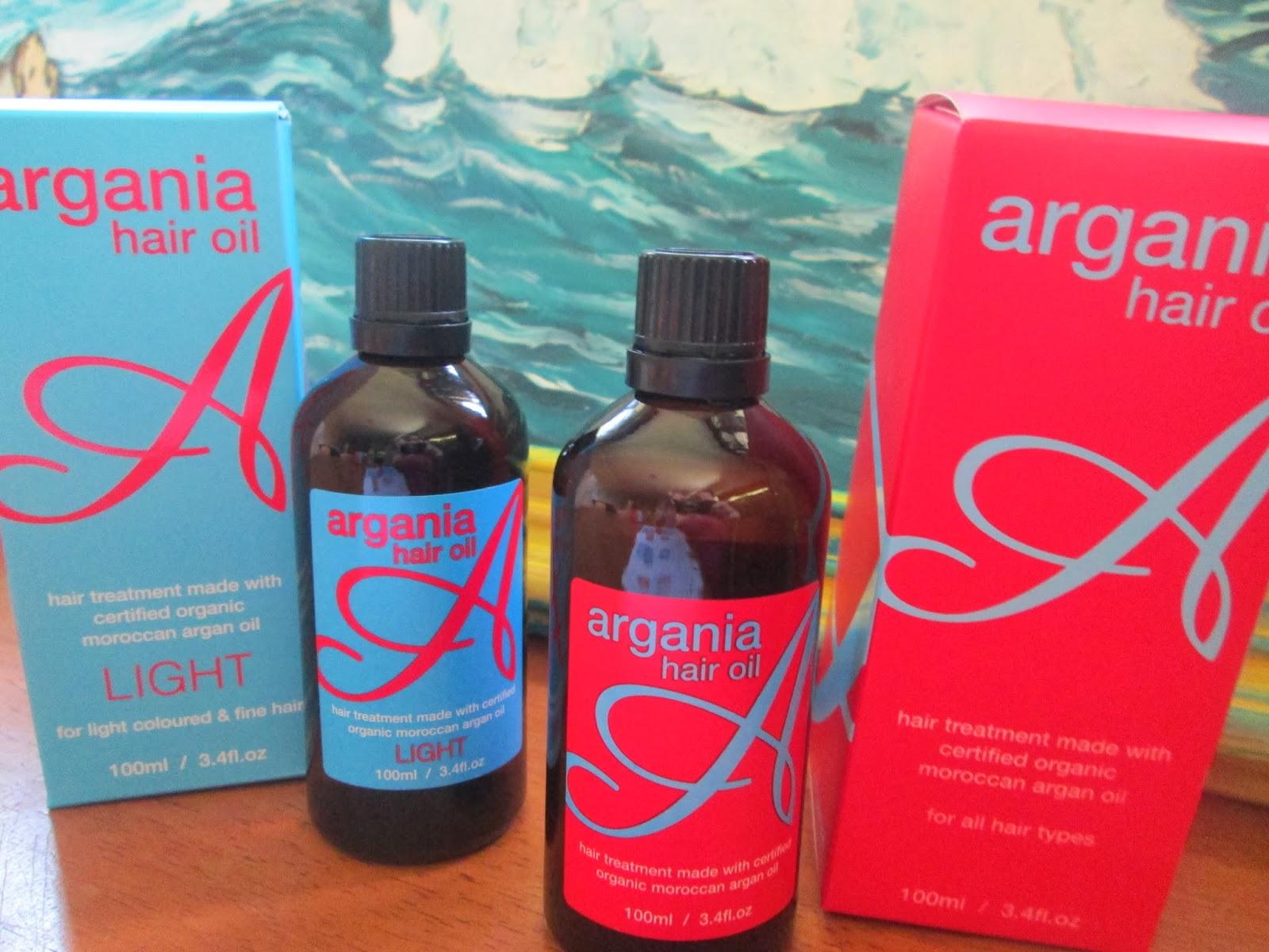 Argania oil