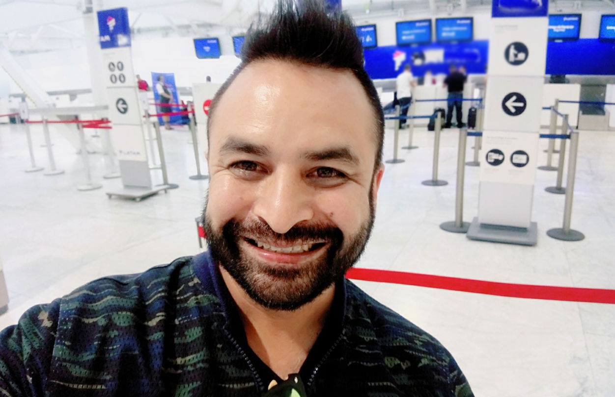 MARCO DANIEL GUZMÁN