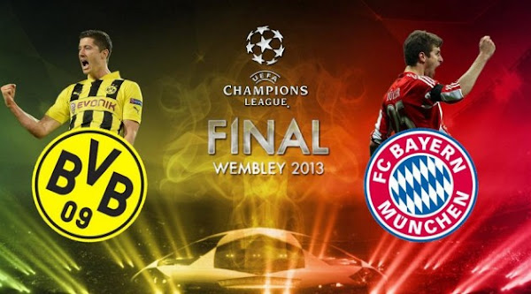 VER PREVIA, FINAL, WEMBLEY 2013, CHAMPIONS LEAGUE, VIDEOS, ONLINE